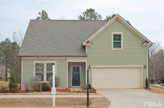45 Clubhouse Drive, Youngsville, NC 27596 (#2360861) :: Real Properties