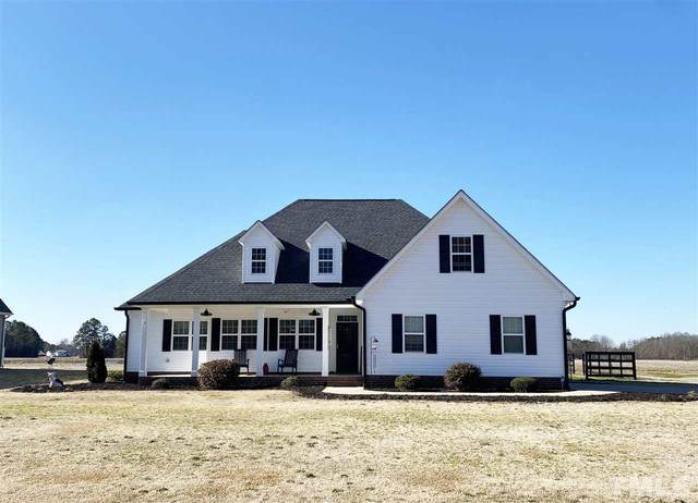 101 Bale Drive, Kenly, NC 27542 (#2361296) :: Sara Kate Homes