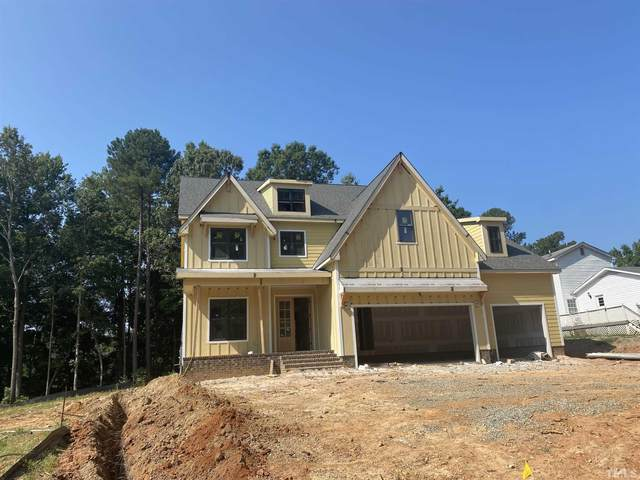 4012 Lassiter Road, Holly Springs, NC 27540 (#2361404) :: M&J Realty Group