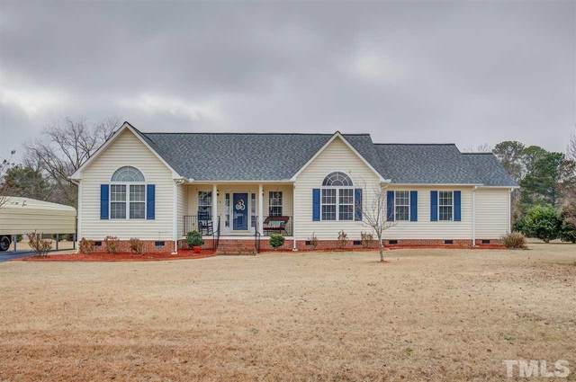 115 Edmondson Drive, Willow Spring(s), NC 27592 (#2361505) :: Bright Ideas Realty