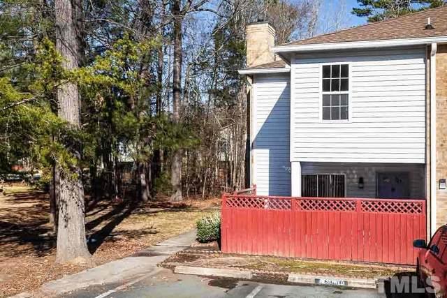 461 Summerwalk Circle #461, Chapel Hill, NC 27517 (MLS #2361711) :: On Point Realty