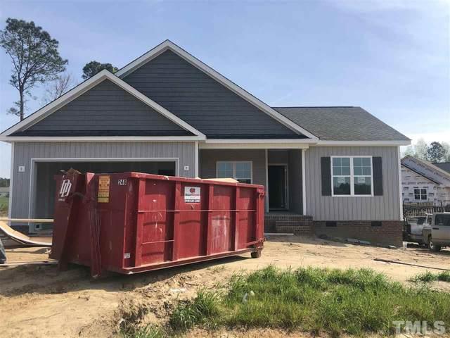 41 Tan Oak Drive, Selma, NC 27576 (#2362287) :: Steve Gunter Team