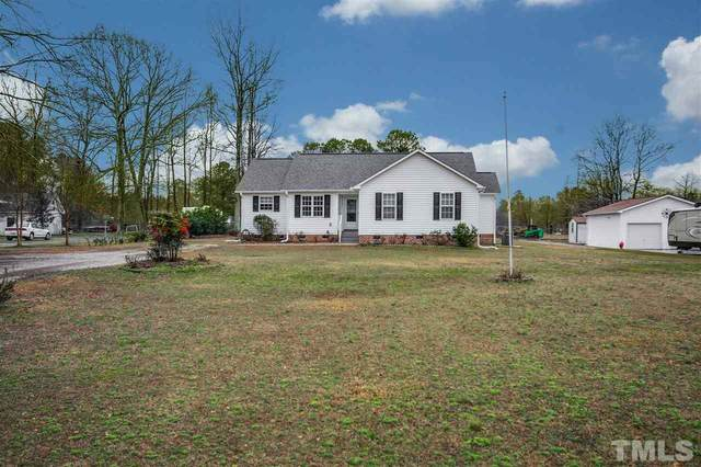 169 Conner Drive, Clayton, NC 27520 (#2363849) :: Sara Kate Homes