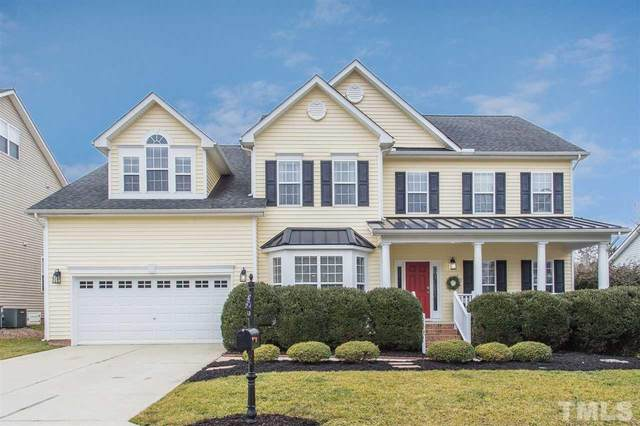 1420 White Opal Drive, Knightdale, NC 27545 (#2365157) :: The Rodney Carroll Team with Hometowne Realty