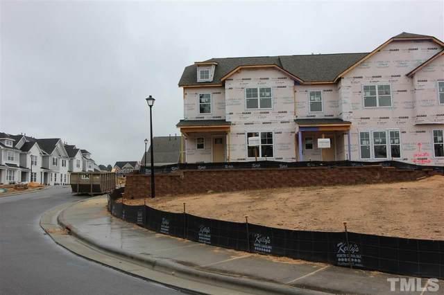 135 Etteinne Garden Lane, Wake Forest, NC 27587 (#2365230) :: RE/MAX Real Estate Service
