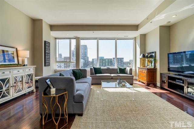 400 W North Street #832, Raleigh, NC 27603 (#2365997) :: Choice Residential Real Estate