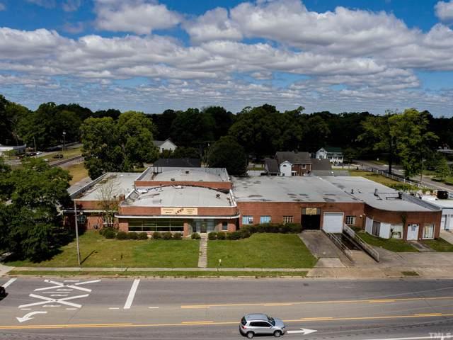 112 S Pollock Street, Selma, NC 27576 (#2367001) :: Scott Korbin Team