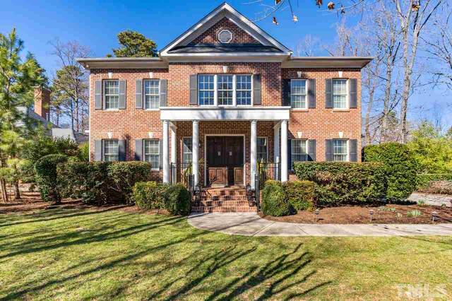 34 New Rhododendron, Chapel Hill, NC 27517 (#2367125) :: The Rodney Carroll Team with Hometowne Realty