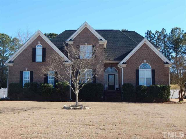 84 Paula Drive, Angier, NC 27501 (#2367487) :: Triangle Just Listed