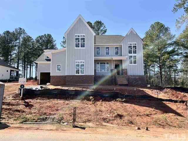 7623 Dover Hills Drive, Wake Forest, NC 27587 (MLS #2367734) :: The Oceanaire Realty