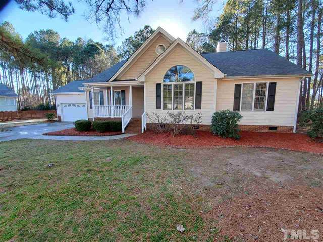 516 Nature Walk Road, Fuquay Varina, NC 27626 (#2367835) :: The Rodney Carroll Team with Hometowne Realty