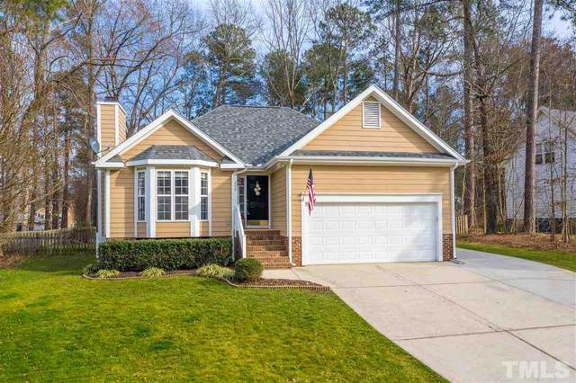 200 Hidden Cellars Drive, Holly Springs, NC 27540 (#2368633) :: Choice Residential Real Estate