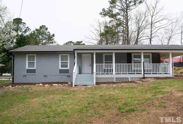 502 John Street, Clayton, NC 27520 (#2369006) :: The Rodney Carroll Team with Hometowne Realty