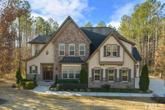 2420 Sterling Crest Drive, Wake Forest, NC 27587 (#2369459) :: Choice Residential Real Estate