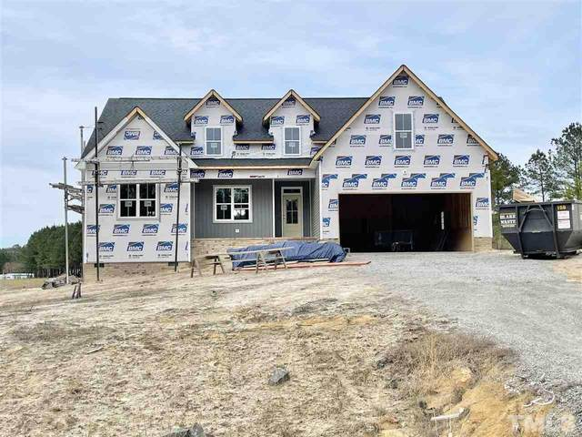 40 Dukes Lane, Youngsville, NC 27596 (#2369659) :: M&J Realty Group