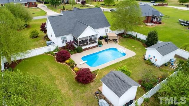 306 Friendswood Drive, Goldsboro, NC 37530 (#2369960) :: Kim Mann Team