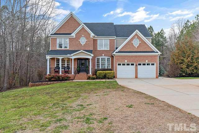 1005 Hazeltown Road, Wake Forest, NC 27587 (#2370461) :: Choice Residential Real Estate
