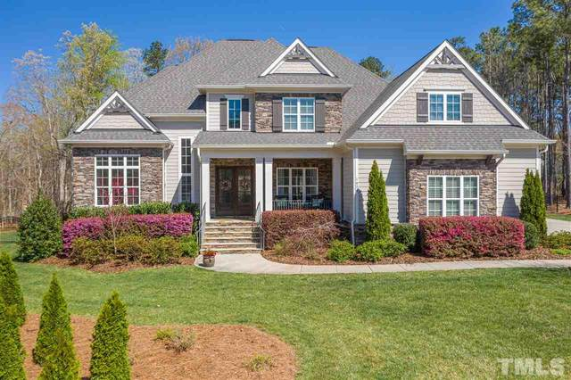 1624 Hidden Leaf Court, Raleigh, NC 27606 (#2370858) :: Choice Residential Real Estate