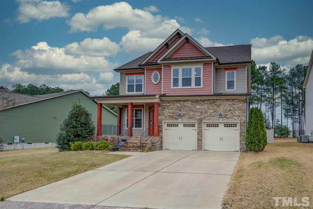 307 Bendemeer Lane, Rolesville, NC 27571 (#2371763) :: Steve Gunter Team