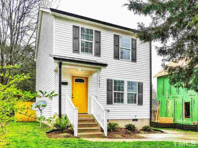 1507 Pender Street, Raleigh, NC 27610 (#2372620) :: Bright Ideas Realty