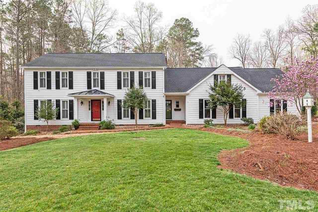 115 Homestead Drive, Cary, NC 27513 (#2373320) :: Triangle Top Choice Realty, LLC