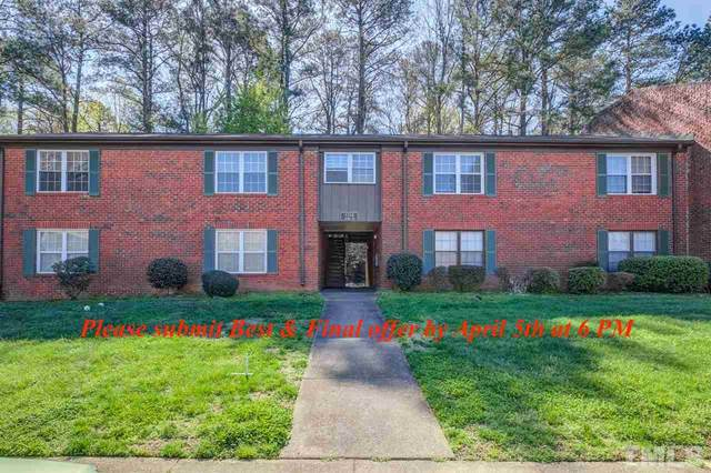 1216 Manassas Court C, Raleigh, NC 27609 (#2373708) :: Classic Carolina Realty