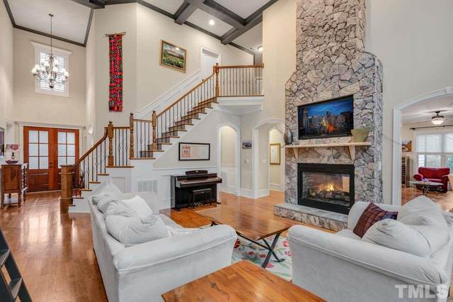 6017 Reedy Creek Road, Raleigh, NC 27607 (#2373961) :: Southern Realty Group