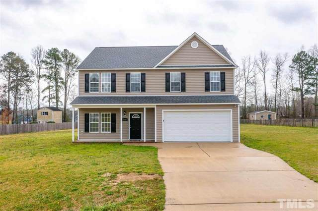 308 Hillard Lane, Wendell, NC 27591 (#2373984) :: Southern Realty Group