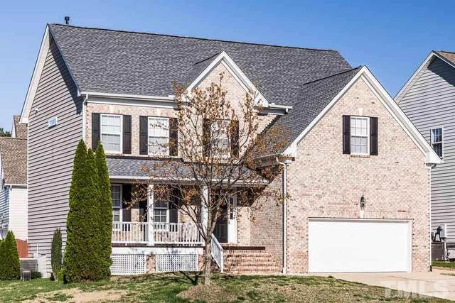 201 Bluffton Drive, Morrisville, NC 27560 (MLS #2374275) :: On Point Realty