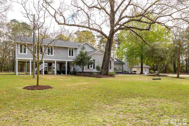744 Alderman Mill Road, Dunn, NC 28334 (#2374732) :: The Rodney Carroll Team with Hometowne Realty