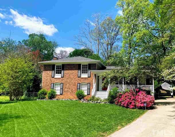 301 Cedar Crest Court, Raleigh, NC 27609 (#2374901) :: RE/MAX Real Estate Service