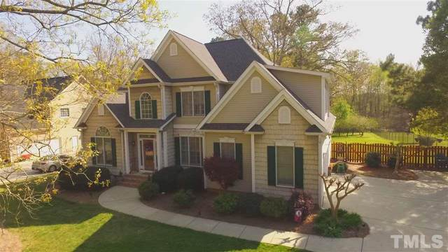 110 Scotts Pine Circle, Wake Forest, NC 27587 (#2375088) :: Triangle Top Choice Realty, LLC