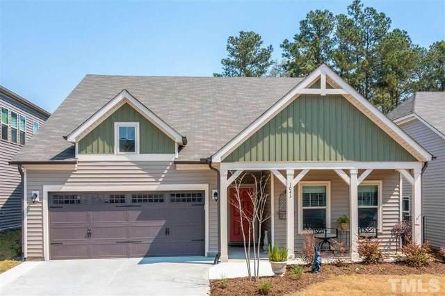 1043 Lippincott Road, Durham, NC 27703 (#2375496) :: Choice Residential Real Estate