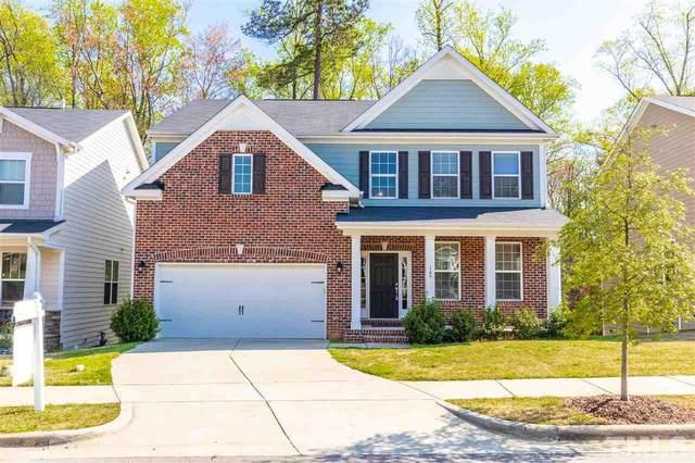109 Spring Pine Lane, Holly Springs, NC 27540 (#2375621) :: Kim Mann Team