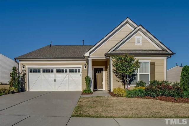 1121 Calista Drive, Wake Forest, NC 27587 (MLS #2375662) :: The Oceanaire Realty