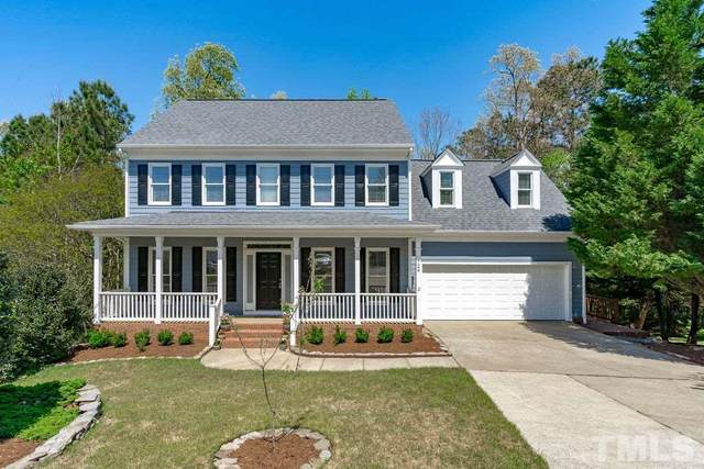 724 Littleleaf Court, Holly Springs, NC 27540 (#2376719) :: Rachel Kendall Team