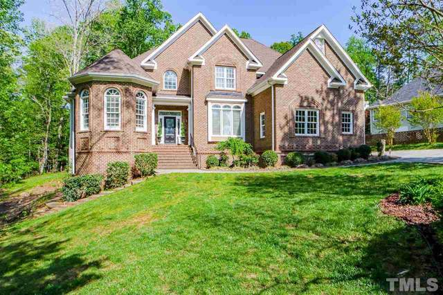 2016 Silverleaf Drive, Youngsville, NC 27596 (#2376813) :: Triangle Just Listed