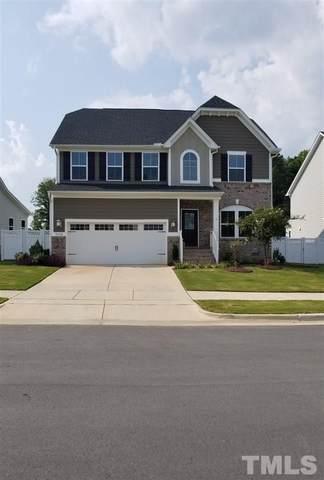 3518 Johnson Grant Drive, New Hill, NC 27562 (#2376990) :: Steve Gunter Team