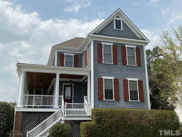 107 Saxapahaw Run, Chapel Hill, NC 27516 (#2377162) :: Choice Residential Real Estate
