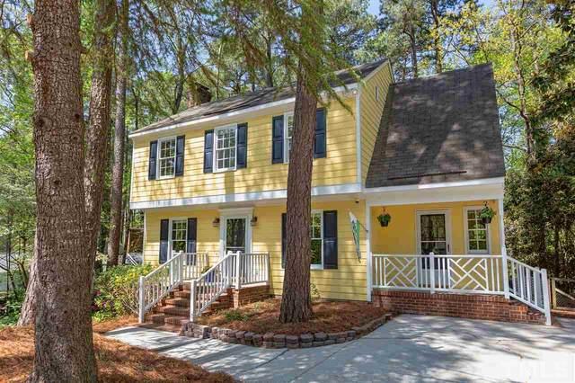 4 Cottage Woods Court, Durham, NC 27713 (#2377306) :: Spotlight Realty