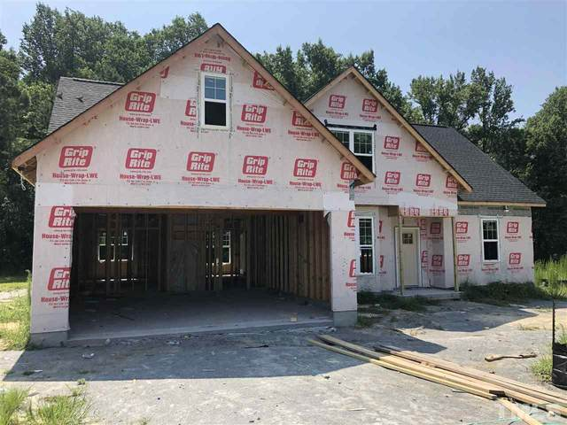 73 S Nolan Park Drive, Selma, NC 27576 (#2377627) :: Realty One Group Greener Side
