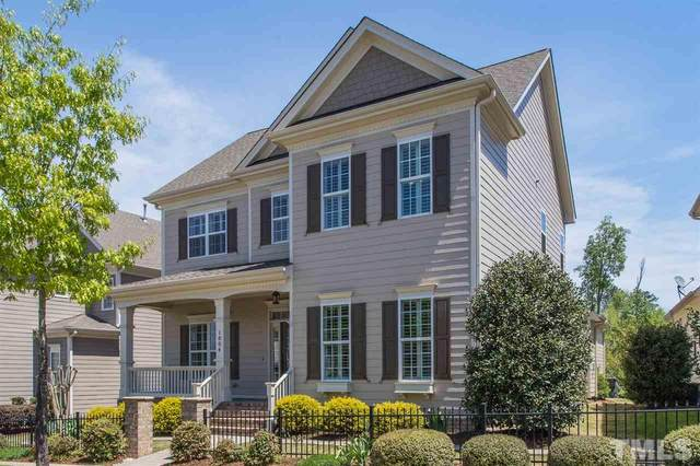 1804 Green Oaks Parkway, Holly Springs, NC 27540 (#2378160) :: Triangle Top Choice Realty, LLC