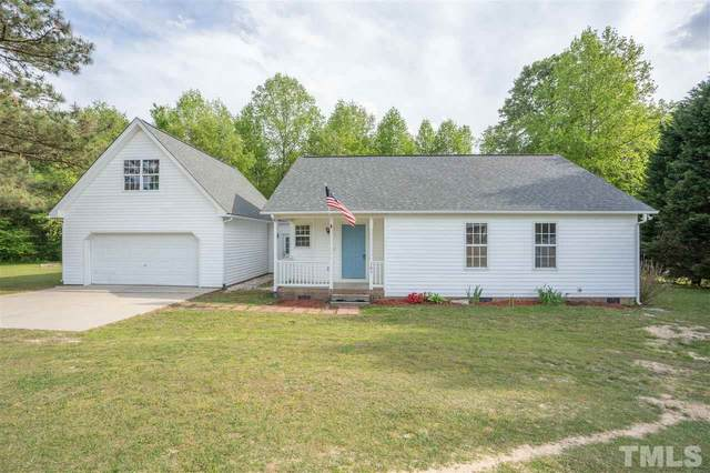 105 Bryant Drive, Smithfield, NC 27577 (#2378354) :: Bright Ideas Realty