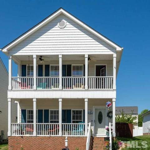149 Fountain Springs Road, Holly Springs, NC 27540 (MLS #2378446) :: The Oceanaire Realty