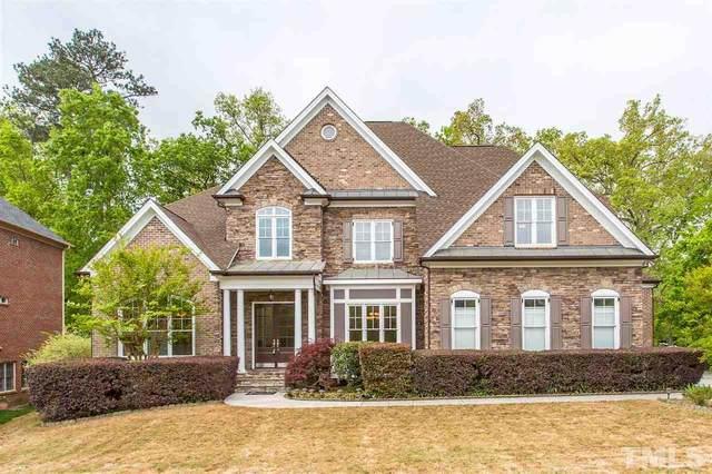208 Kalvesta Drive, Morrisville, NC 27560 (#2378974) :: Triangle Top Choice Realty, LLC