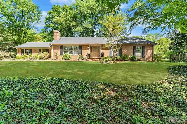 1209 Vickers Avenue, Durham, NC 27707 (#2379493) :: Triangle Top Choice Realty, LLC