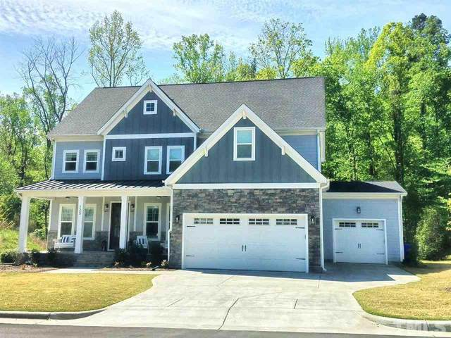 125 Swansboro Lane, Chapel Hill, NC 27516 (#2379752) :: Masha Halpern Boutique Real Estate Group