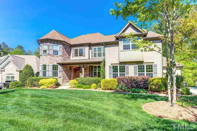 7205 Ledford Grove Lane, Wake Forest, NC 27587 (MLS #2379793) :: The Oceanaire Realty