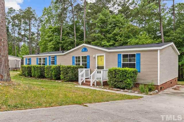 110 Fair View, Sanford, NC 27332 (#2380098) :: Real Estate By Design