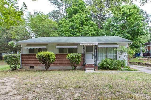 2107 Dandridge Drive, Raleigh, NC 27610 (#2380413) :: Dogwood Properties